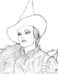 the color of water pages elphaba thropp by jay3jay on deviantart