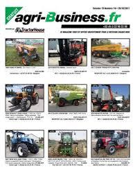 siege c8 neuf calaméo agri business volume 19 numéro 14 20 10 2017