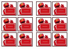 free elmo birthday invitations template free printable