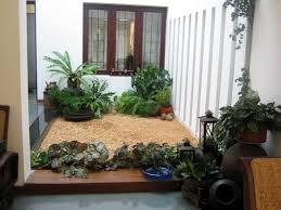 Kerala Home Design Courtyard by Chanchu Chi