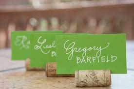 winery wedding invitations wedding invitations calligraphy wedding stationery green