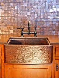 Kitchen Metal Backsplash Ideas by Kitchen Kitchen Countertops And Backsplashes Faux Tile