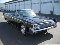 1964 Lincoln Continental Interior 1964 Lincoln Continental Pictures Cargurus
