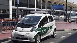 of media that will be dubai police adds electric cars to patrol airports the national