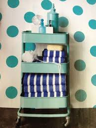 raskog cart ideas storage organization ikea raskog cart ideas in bathroom 8