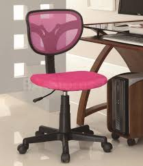 Pink Office Chair Black Office Chairs Brown Fabric Leather Vinyl