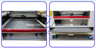 Laser Cutting Table 1300 900mm Acrylic Letters Laser Cutting Machine Co2 Laser Cutting