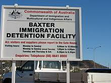 2011 Immigration Detention At Curtin Australian Human Rights List Of Australian Immigration Detention Facilities Revolvy