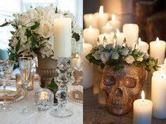 Elegant Halloween Wedding My Wedding by I Would Totally Do This For My Wedding Corpse Bride Wedding Decor