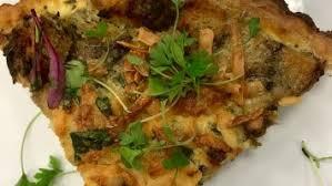 thanksgiving quiche chef erika