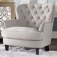 tufted accent chair modern chairs quality interior 2017