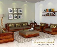 Wooden Living Room Sets Modern Wooden Sofa Furniture Sets Designs For Small Living Room
