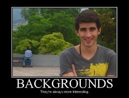 Memes Factory - backgrounds they re always ore interesting memes