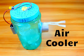 Projects To Do At Home by How To Make Air Conditioner At Home Easy Tutorials Youtube