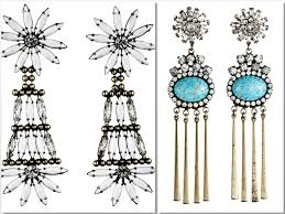 dannijo earrings destination wedding jewelry stunning statement earrings from