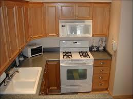 Cabinet Door Glass Inserts Kitchen Replacement Kitchen Cabinet Doors With Glass Inserts Oak