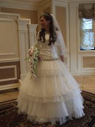 our customers tznius princess wedding gowns modest tznius