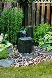 Rock Water Features For The Garden Bubbling Rock Rock Garden Water Feature Ideas Rock Garden