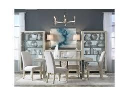 pulaski furniture dining room set pulaski furniture cydney dining table with metal base dunk