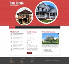 real estate agent websites seo web design