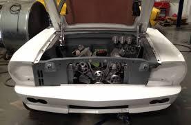 Custom Fiberglass Interior 64 66 Mustang Gtrs Custom Fiberglass Front Valance