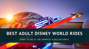 the best disney world rides for adults