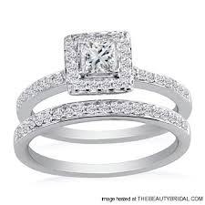 princess cut engagement rings a half carat of micro pavé - Princess Cut Engagement Rings Zales