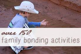 150 family bonding activities sustainable baby steps