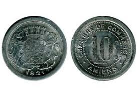 chambre des commerces amiens 10 centimes chambre de commerce amiens 1921 ebay