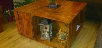 Wohnzimmertisch Auf Rollen Couchtisch Auf Rollen Von Jolandes Holzbuedchen Homify