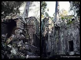 ta prohm temple embraced by the jungle traveling solemates