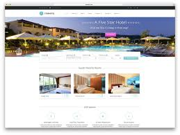 Apartment Theme 30 Best Hotel Apartment U0026 Vacation Home Booking Wordpress Themes