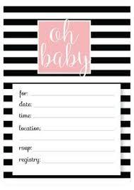 dancing dots borders free printable baby shower invitation