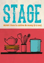 la cuisine de mamy stage pour enfants miam dans la cuisine de mamy liège