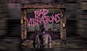 album a day to remember u0027bad vibrations u0027 calibertv