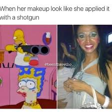 Makeup Artist Memes - original memes daily beentheretho instagram photos and videos