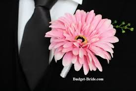 Boutonniere Prices Wedding Mens Gerbera Boutonniere Boutonnieres And Corsages