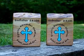 baptism gifts from godmother baptism gift for godparents personalized gift godfather gift