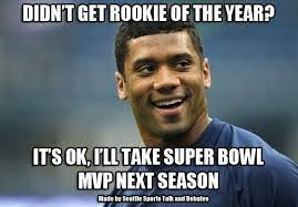 Russell Wilson Memes - throwback week if you wish you were russell wilson every 48
