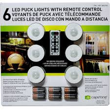 puck lights with remote wireless under cabinet puck lighting with remote best cabinets