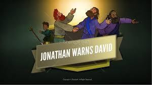 thanksgiving bible story 1 samuel 20 david and jonathan kids bible story kids bible stories