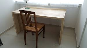 Schreibtisch Mit Kufen Möbelbau Tischlerei Schniedermeier