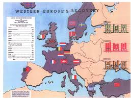 Cold War Germany Map The Marshall Plan Speech Rhetoric And Diplomacy U2013 America In