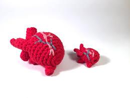 10 amigurumi turkey free crochet patterns