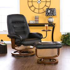 Leather Swivel Recliner Brown Leather Power Swivel Glider Recliner Swivel Glider Rocker