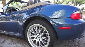 for sale 2000 bmw z3 2 8i 71k miles in mint condition youtube