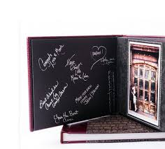 guest book with black pages best albums for guest books we re talkin finao