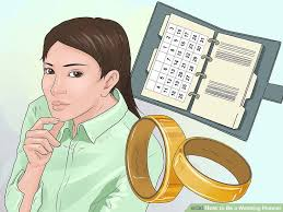 how to be a wedding planner how to be a wedding planner with pictures wikihow