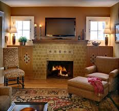 craftsman fireplace home office craftsman with wood paneling built
