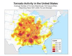 tornado map deadly tornadoes skyrocketed in the u s 2011 why and what